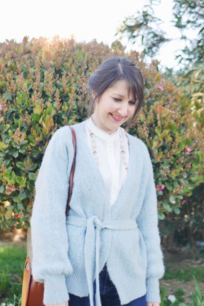 Look : Une envie de printemps